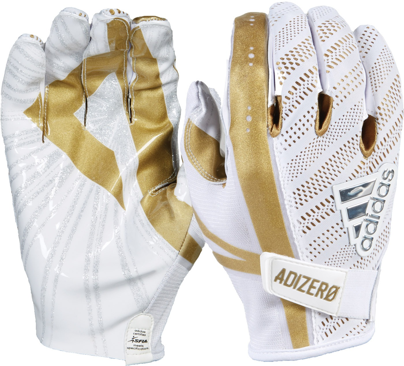 Adidas Adizero 5-Star 6.0 Adult Football Receiver Gloves