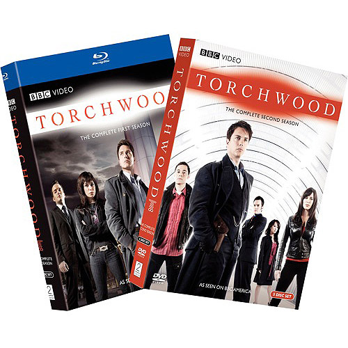Torchwood: The Complete First And Second Seasons (Full Frame)