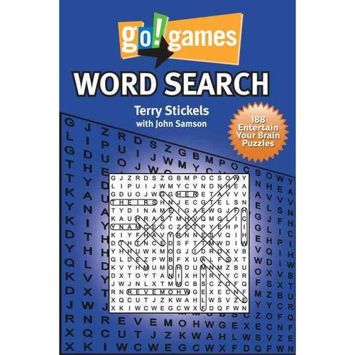 Go Games! Word Search