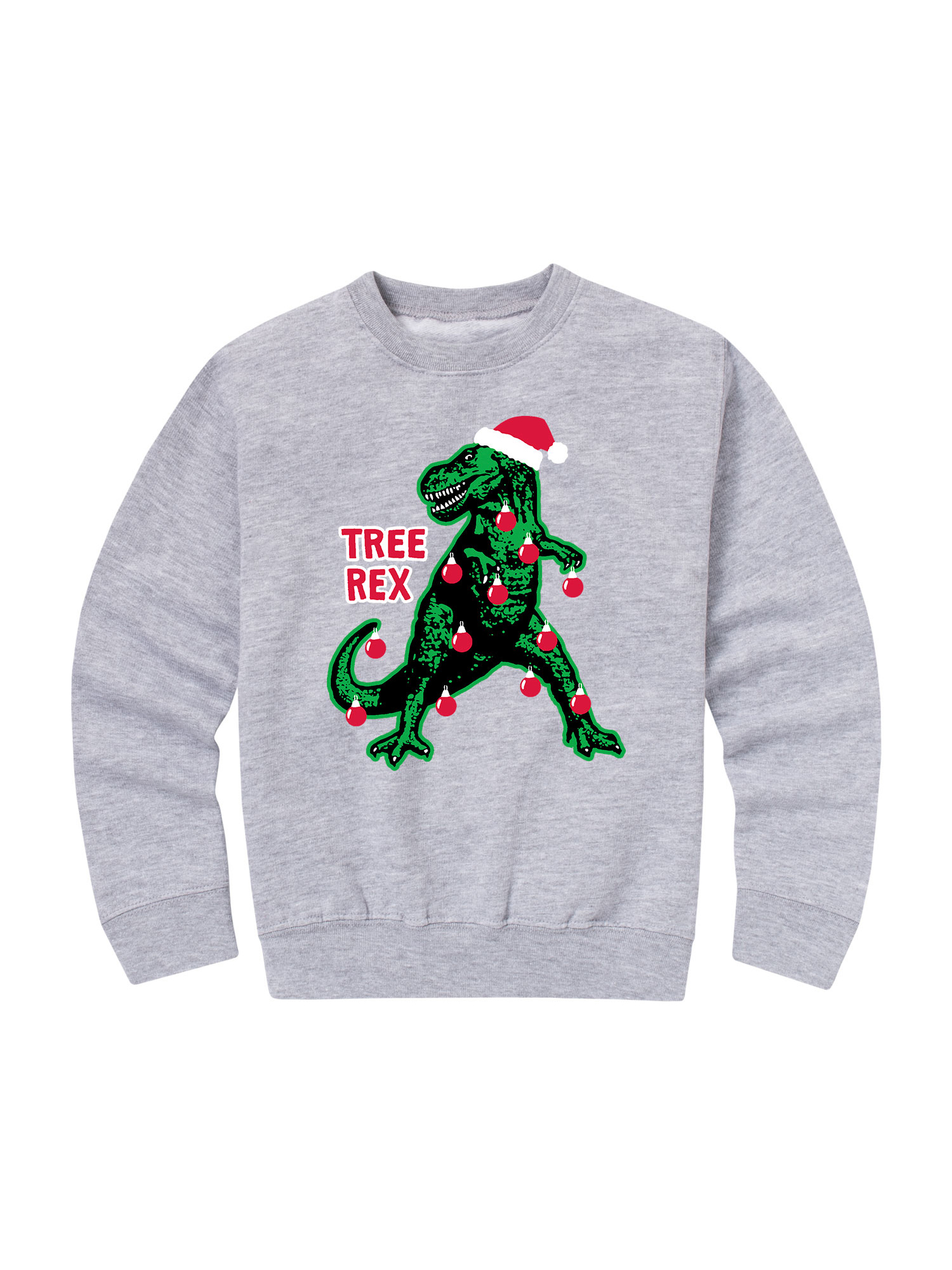 Tree Rex2 - Toddler Crew Fleece