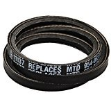 Drive Belt replaces MTD #754-0637A/954-0637A. Fits Self Propelled Walkbehind - Power Self Propelled Drive Belt