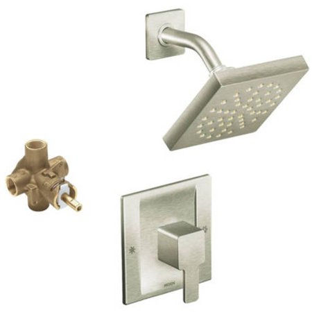 Moen Ks90 P Ts2712bn 90 Degree 6 Rain Shower Faucet Available In Various Colors
