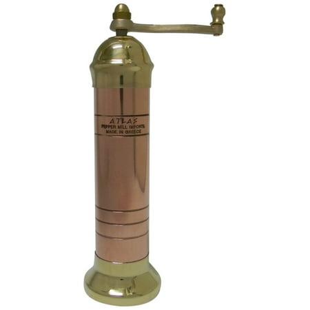 Atlas Moderno Copper/Brass Salt Mill