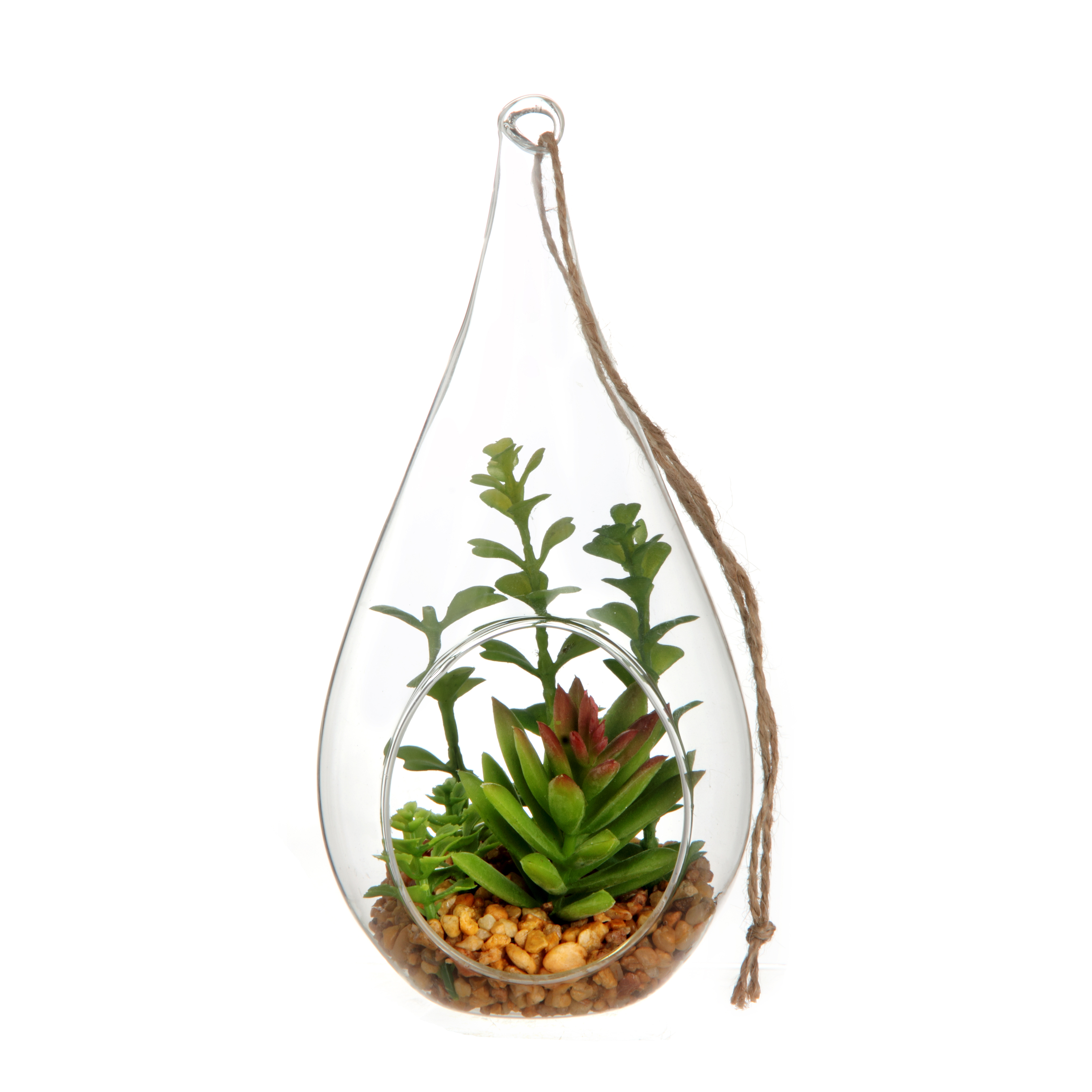 Mainstays Tabletop Tear Terrarium