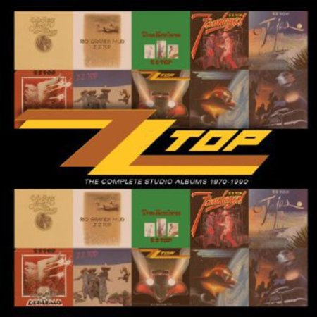 The Complete Studio Albums (CD)