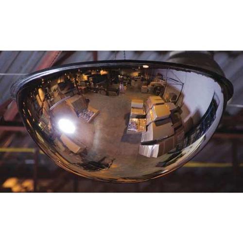 ZORO SELECT ONV-360-36 Full Dome Mirror,36In.,Acrylic