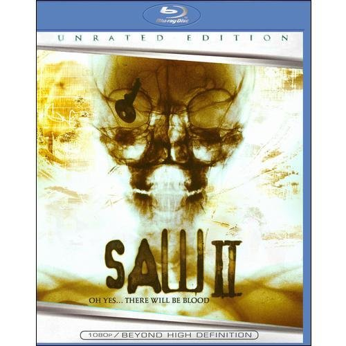 Saw II (Unrated) (Blu-ray) (With INSTAWATCH)