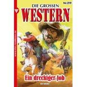 Die großen Western 219 - eBook