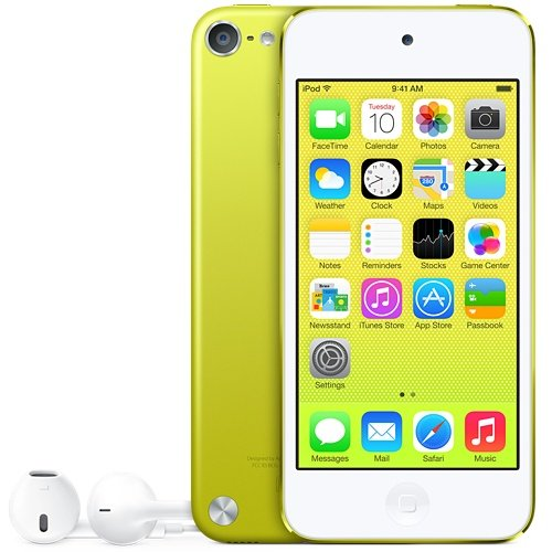 Apple iPod Touch 5th Generation 16GB Yellow Pre-owned Good