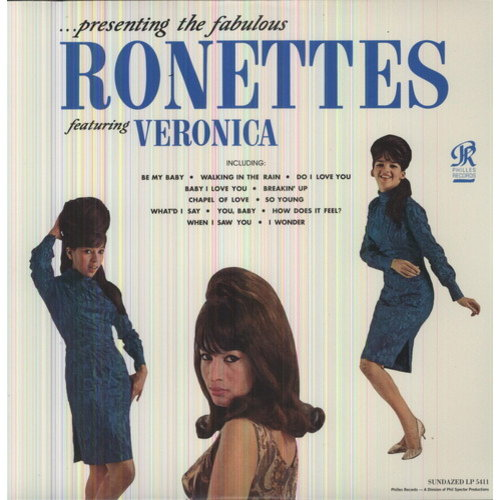 Presenting The Fabulous Ronettes (Vinyl)