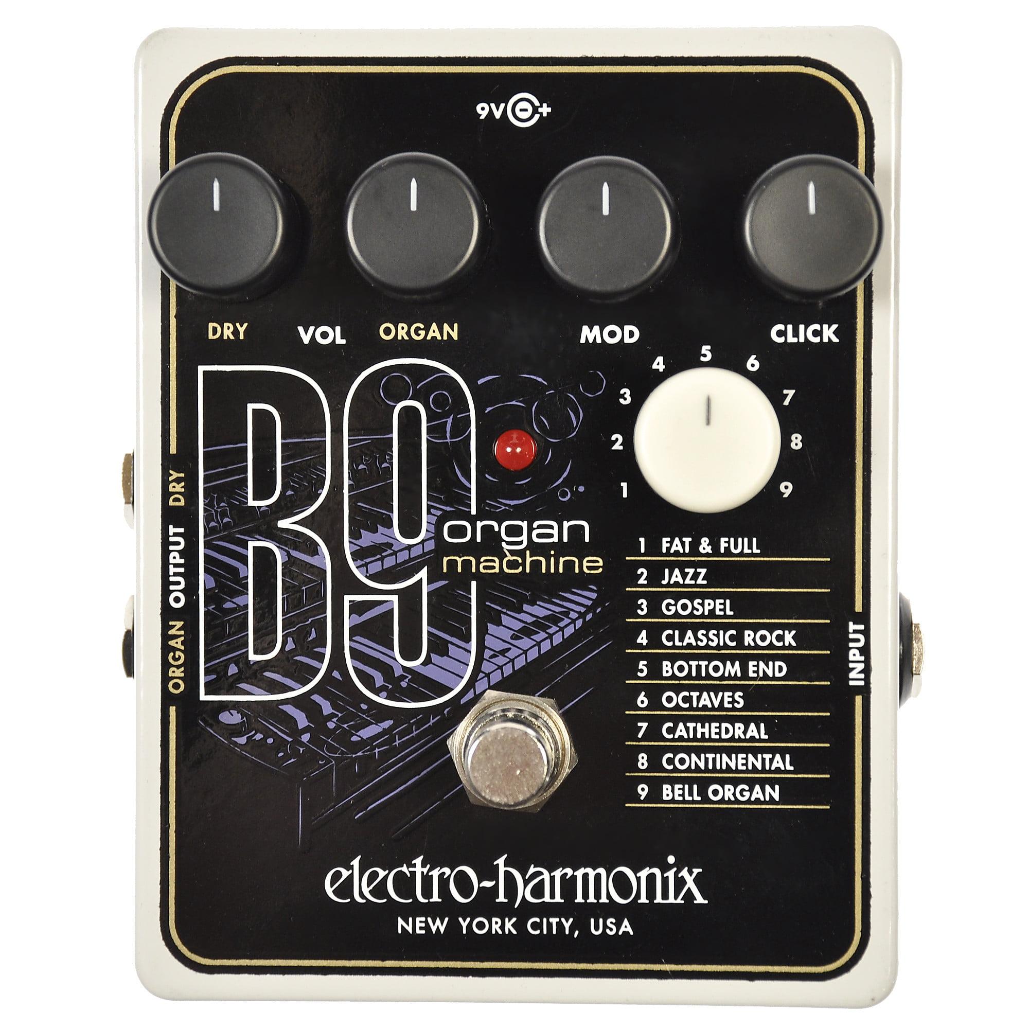 Electro-Harmonix B9 Organ Machine by Electro-Harmonix