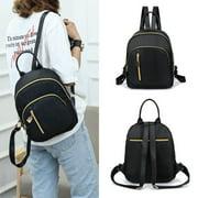 New Fashion Women Girls Nylon Mini Backpack Travel School Backpack Rucksack