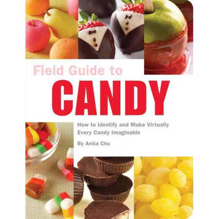 Field Guide To Candy  How To Identify And Make Virtually Every Candy Imaginable