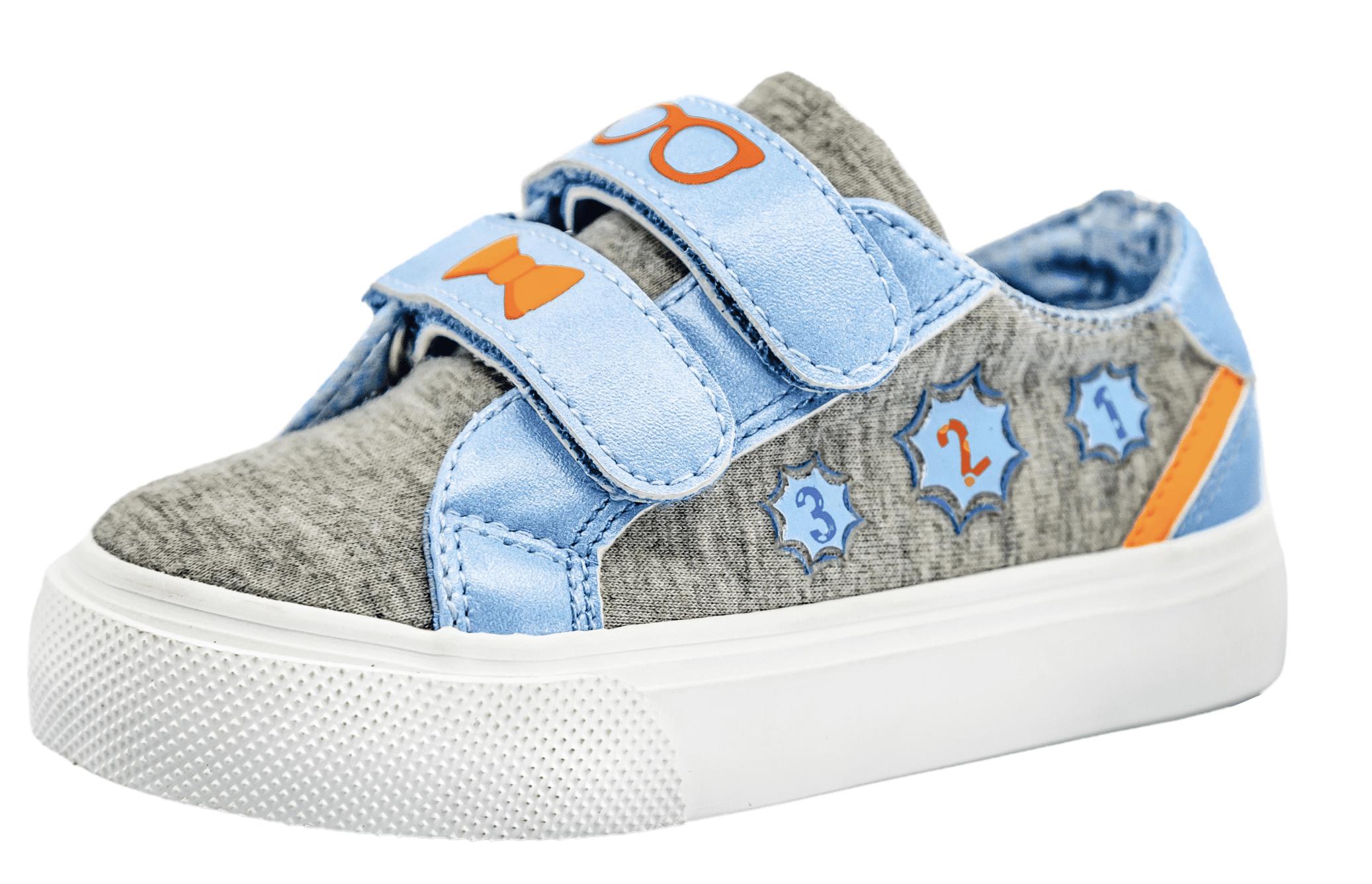 Boys and Girls Velcro Blippi Sneaker