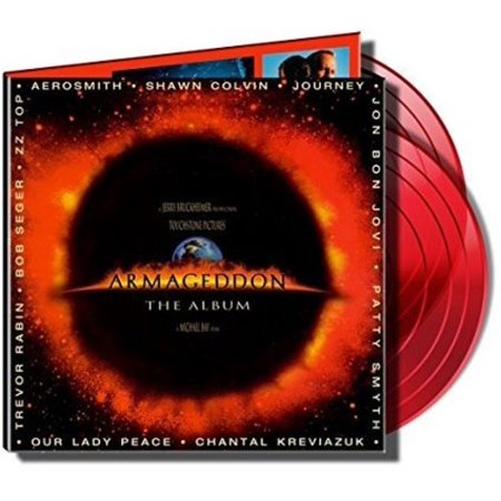 Armageddon  The Album  Vinyl