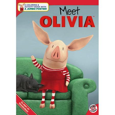 Meet OLIVIA (Part of Olivia TV Tie-in) By Maggie Testa - image 1 de 1