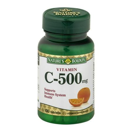 Vitamine C 500 mg Comprimés 100 ch