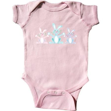 Inktastic easter bunnies infant creeper bunny rabbits pastel funny inktastic easter bunnies infant creeper bunny rabbits pastel funny gift holidays walmart negle Images