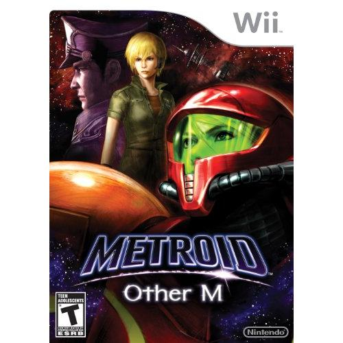 Nintendo Metroid: Other M First Person Shooter - Complete Product - Standard - Wii (rvlpr3oe)
