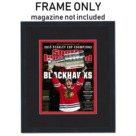 Chicago Blackhawks Newspaper Frame