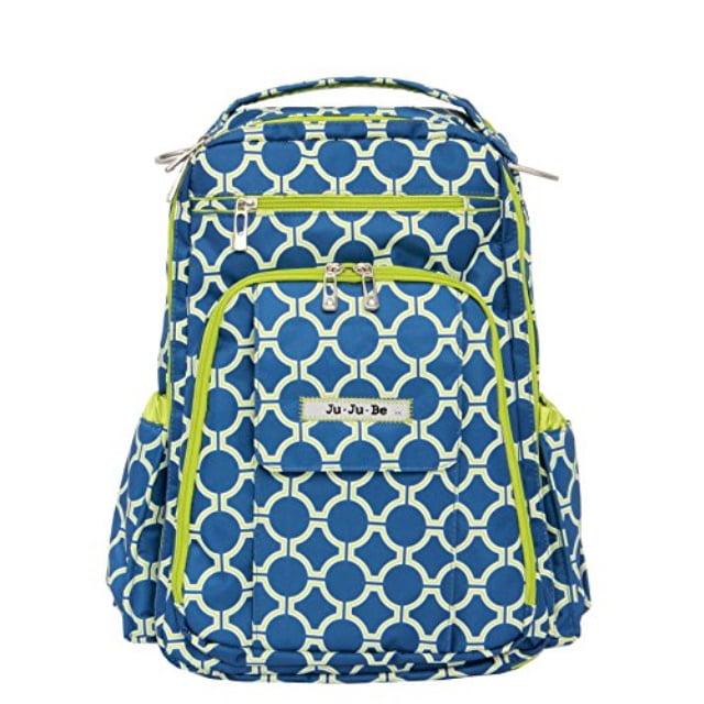 Ju-Ju-Be Classic Collection Be Right Back Backpack Diaper Bag, Royal Envy by Ju-Ju-Be
