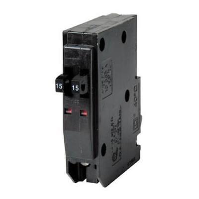 Square D QO Tandem Circuit Breaker - 20A (Square D Qo Tandem 20 Amp Circuit Breaker)