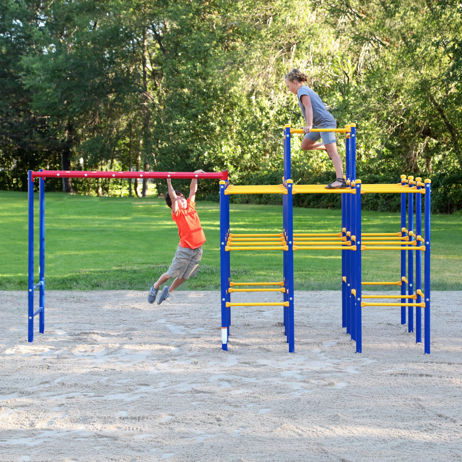 Skywalker Sports Modular Jungle Gym Monkey Bars