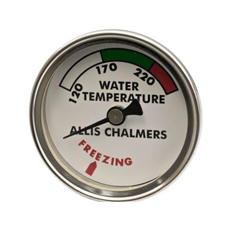 New Water Temperature Gauge Made to fit Allis Chalmers Tractor Models C CA IB +