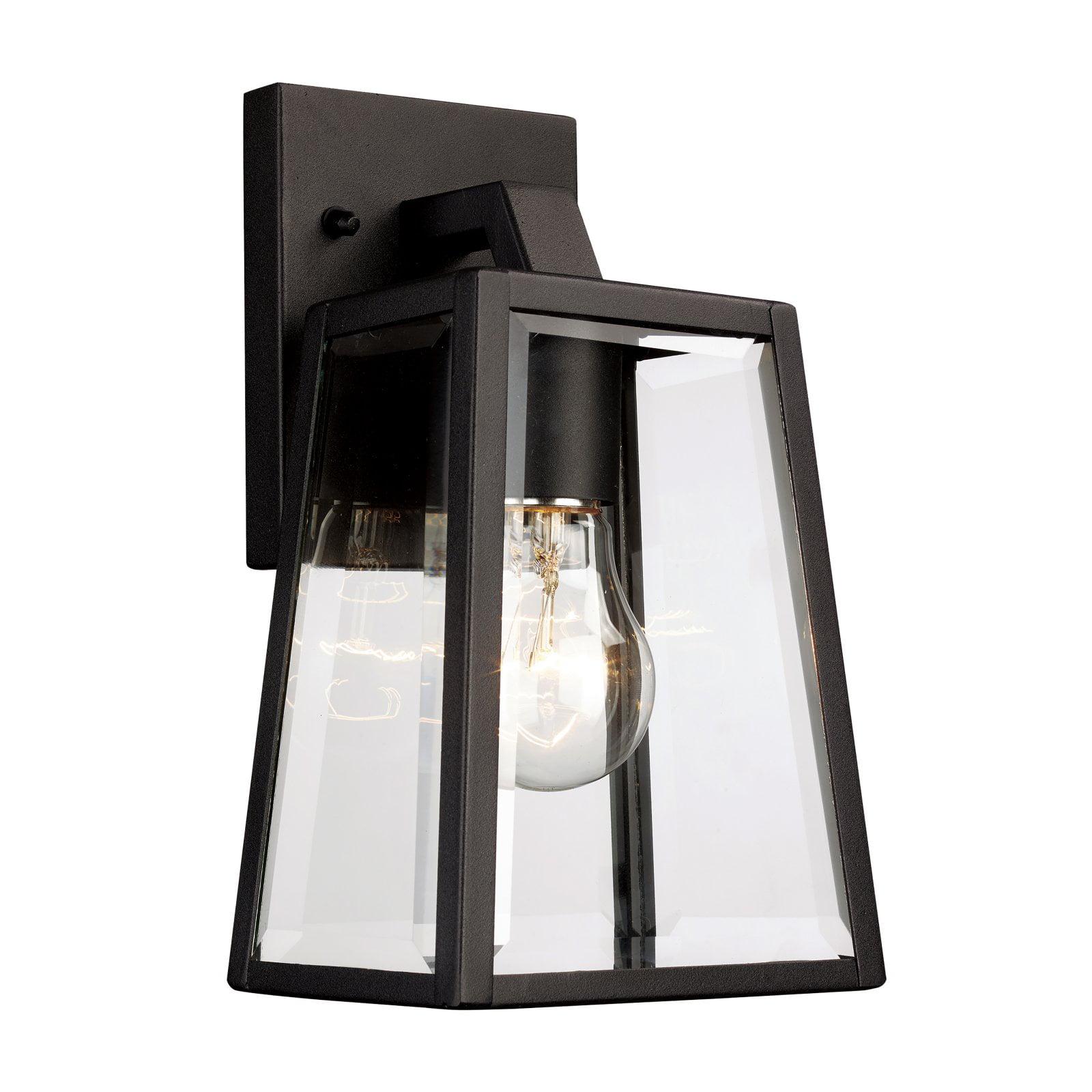 Trans Globe Lighting Obsidian 5021 Outdoor Wall Lantern