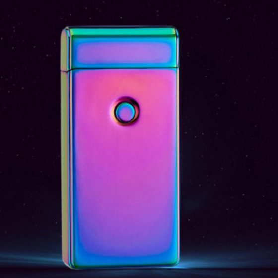 Rechargeable Metal Electric USB Lighter Lighter Cigarette Lighter