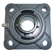 NTN UCFU-2.3/16MFG1 Flange Mount Bearing, 2-3/16 in, 9750 lb.
