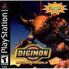 Digimon World - Playstation (Refurbished)