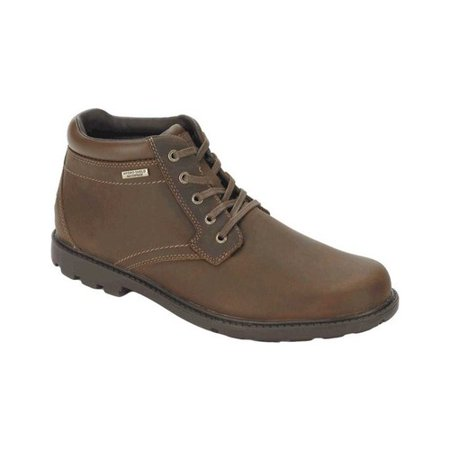 Men's Rockport Rugged Bucks Waterproof Boot Mens Casual Backpacking Boots