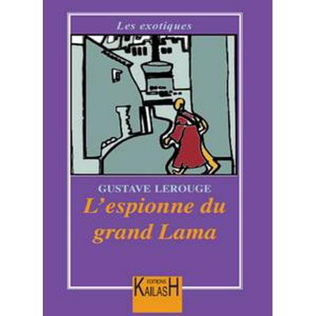 L'espionne du grand Lama -