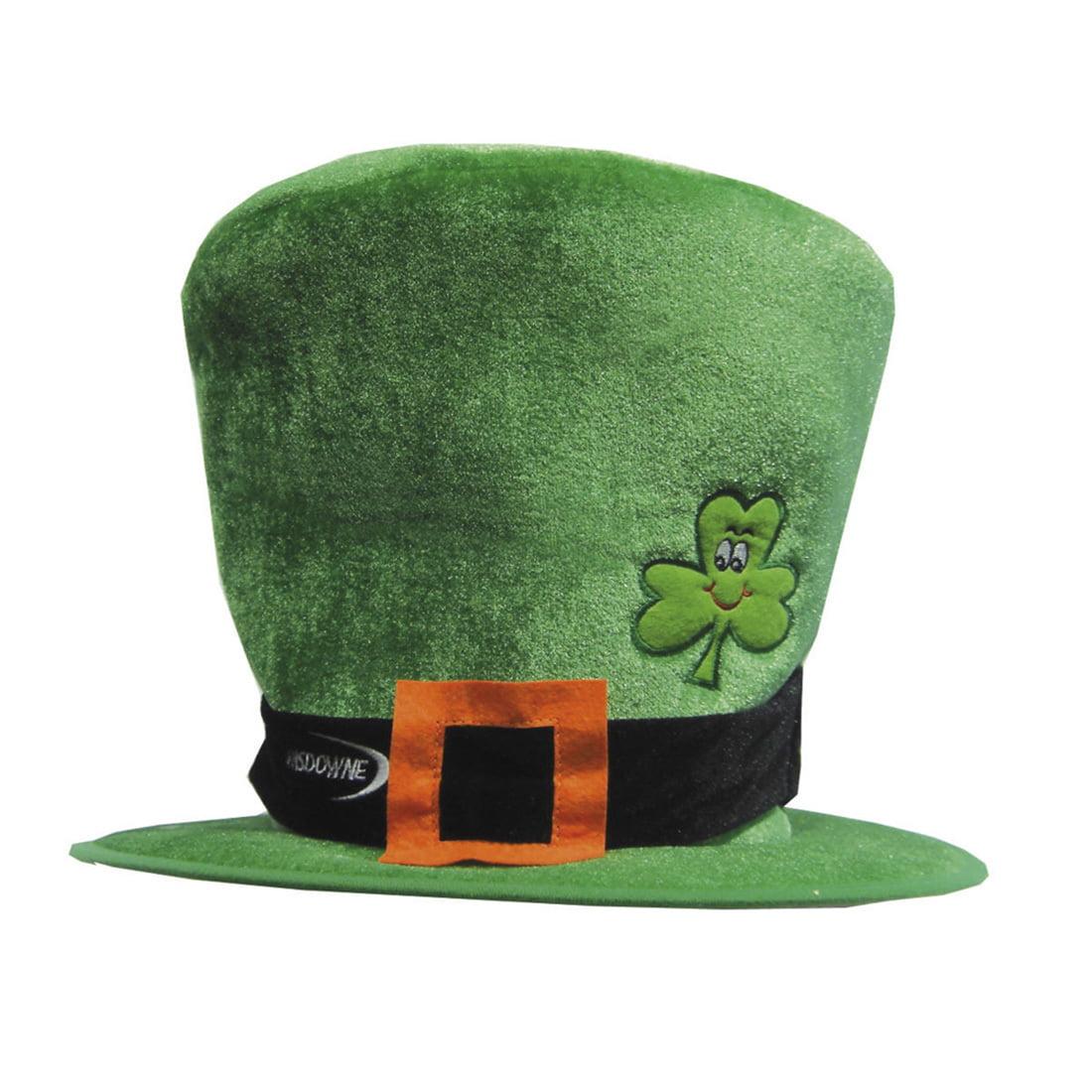 Green Top O' The Mornin' Leprechaun Hat