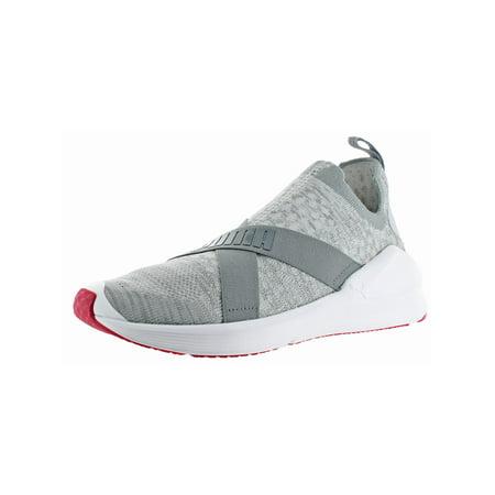 78c48ddaeb5d3a PUMA - puma womens fierce evoknit round toe casual fashion sneakers -  Walmart.com