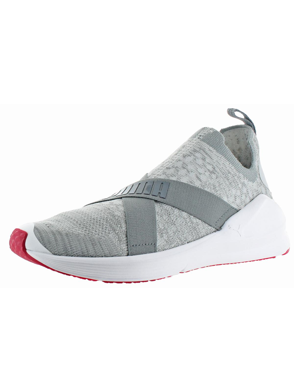 puma womens fierce evoknit round toe casual fashion sneakers