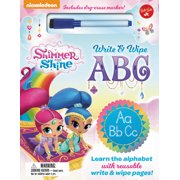 Write and Wipe ABC Learn the Alphabet Wi (Board Book)