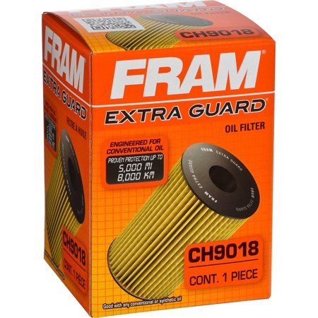 Fram Extra Guard Oil Filter  Ch9018