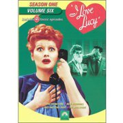 I Love Lucy: Season One, Vol. 6 by PARAMOUNT HOME VIDEO