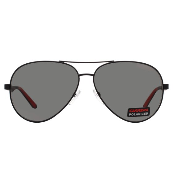 6180c2fd5 CARRERA - Carrera CA 8010/S 003 M9 Matte Black/Gray Polarized ...