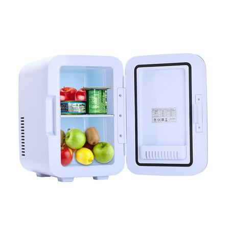 Clearance! Mini Fridge Cooler and Warmer for Road Trip, Electric...