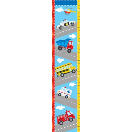 WallPops Transportation Growth Chart (World Growth Chart)
