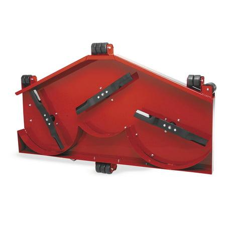 Finish Mower - QuadBoss 9004 Finish Cut Mower Blade - Includes 1 blade-sold individually - 3 required per mower