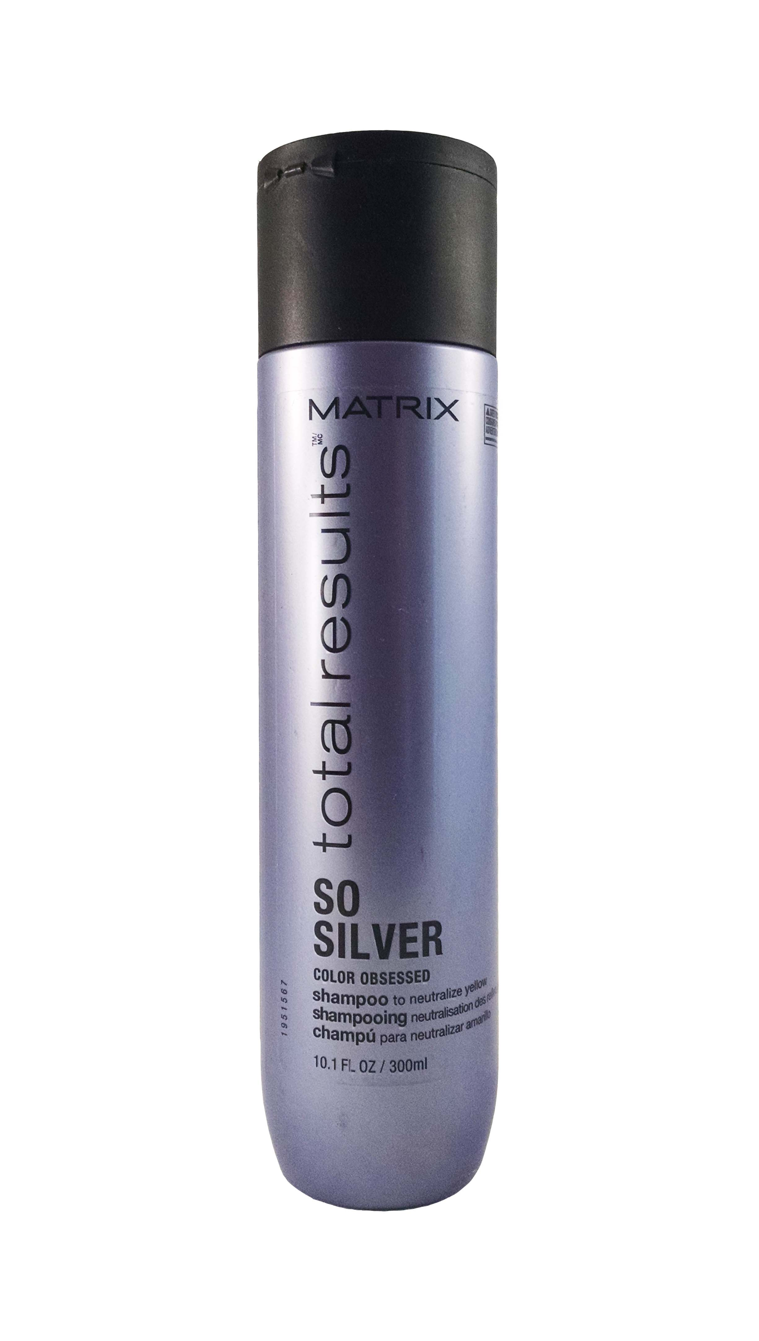 Total Results So Silver Shampoo, By Matrix - 10 1 Oz Shampoo