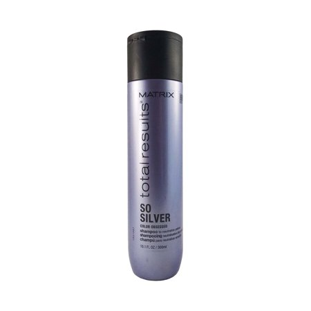 Total Results So Silver Shampoo, By Matrix - 10.1 Oz - Loreal Silver Shampoo