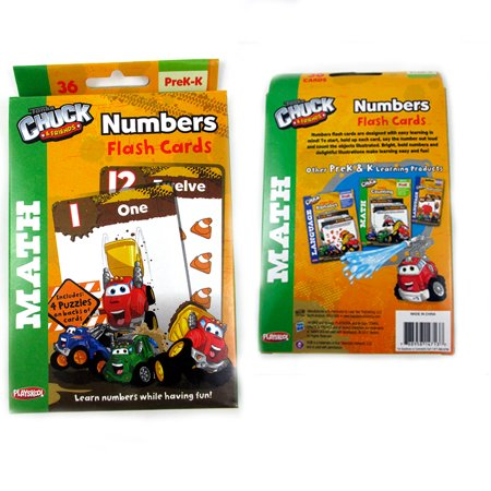Playskool Number Learning Flash Cards Math Game Number Words Toddler Pre School - Coolmath Math Games