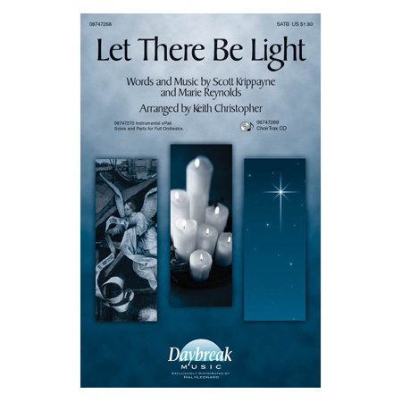 Daybreak Bath (Daybreak Music Let There Be Light SATB arranged by Keith Christopher )
