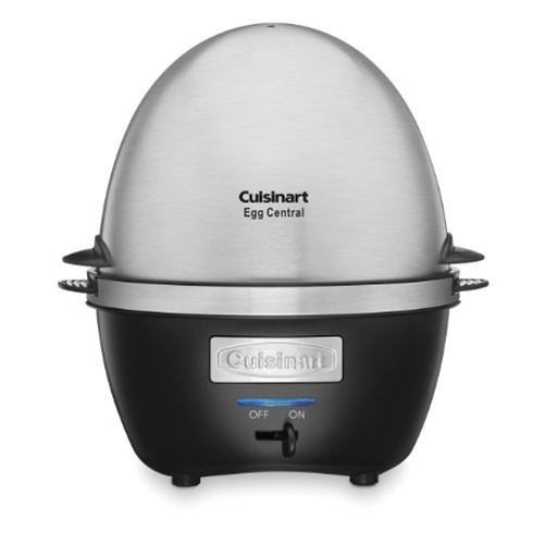 Cuisinart CEC-10FR Egg Central 10-Egg Cooker (Refurbished)