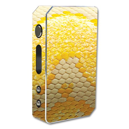 Skin For Pioneer4You iPV3 Li 165W – Albino Python | MightySkins Protective, Durable, and Unique Vinyl Decal wrap cover | Easy To Apply, Remove, and Change Styles | Made in the USA